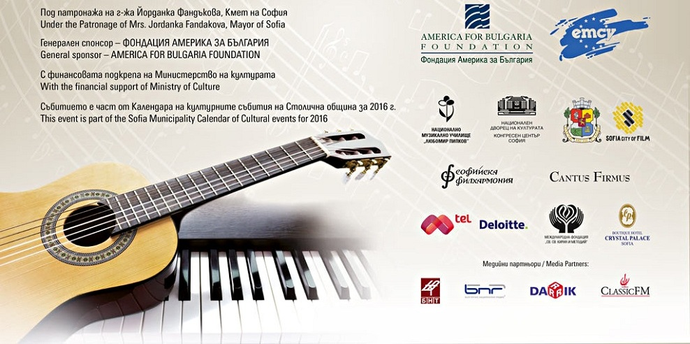 International Competition Young Virtuosos 2015 Rules